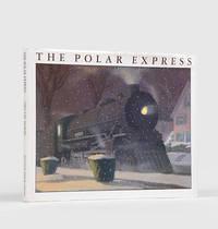 collectible copy of The Polar Express