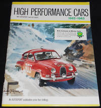 image of High Performance Cars 1962-1963; Edited by Gregor Grant and John Bolster; Technical Drawings by Theo Page and James Allington -- with Autosport Road Test Reports