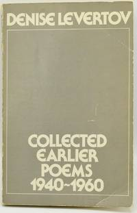 COLLECTED EARLIER POEMS 1940-1960