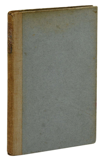London: Humphrey Milford, 1918. First Edition. Very Good. First edition. , 124 pp. with two tissue-g...