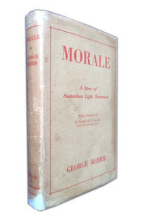 Morale: A Story of Australian Light Horsemen (Signed)