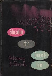 THE EDUCATION OF A CONCERT-GOER