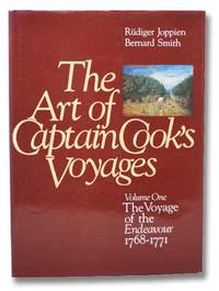 The Art of Captain Cook's Voyages, Volume One: The Voyage of the Endeavour, 1768-1771