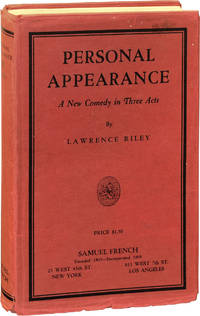 Personal Appearance (First Edition)