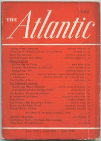 The Atlantic Monthly. June 1939