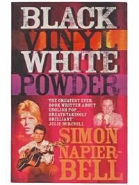 Black Vinyl, White Powder