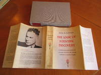 The Logic Of Scientific Discovery (First English Language Edition, With 150 Pages New Content)