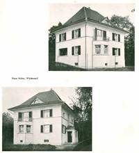 August Wernli (title on cover: A. Wernli, Wadenswil.)
