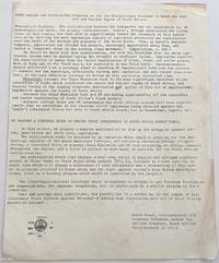image of Fight racism and imperialism: Proposal to aid the revolutionary movement to smash the racist and fascist regime of South Africa