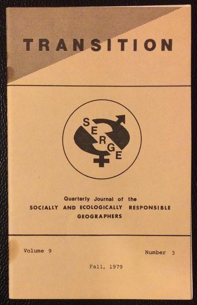 Cincinnati: Percy H. Dougherty, 1979. 36p., staplebound digest format, top staple rusting. Includes ...