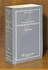 Wigmore on Evidence. 2009 Cumulative Supplement ONLY. 1 softbound bk