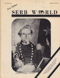 Serb World.  Vol. 1, No. 1.  April/May 1979