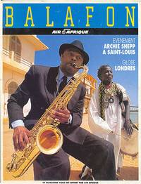 Balafon 1993 by Air Afrique - 1993 - from Seidboard World Ent. (SKU: K0275A1)