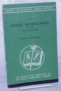 image of Franz Rosenzweig (1886-1929) - Guide of Reversioners