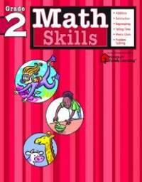 Math Skills: Grade 2 (Flash Kids Harcourt Family Learning) by Flash Kids Editors - Paperback - 2004-09-07 - from Books Express (SKU: 1411401077q)