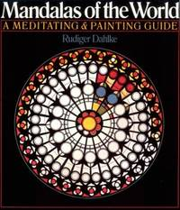 image of MANDALAS OF THE WORLD: A Meditating and Painting Guide