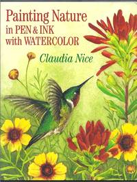 Painting Nature in Pen and Ink with Watercolor