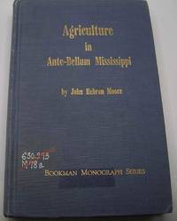 image of Agriculture in Ante-Bellum Mississippi