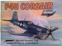 F4U CORSAIR IN ACTION - AIRCRAFT NO. 145