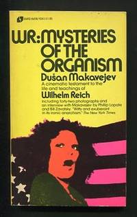 WR: Mysteries of the Organism; a cinematic testament to the life and  teachings of Wilhelm Reich