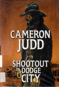 Shootout in Dodge City [Large Print]