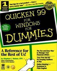 Quicken 99 for Dummies
