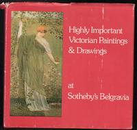 Highly Important Victorian Paintings and Drawings to be sold on Monday 1st October 1979 at Sotheby's Belgravia