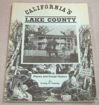 California's Lake County: Places And Postal History