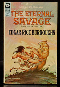 image of The Eternal Savage: Ace Science Fiction Classic F-234