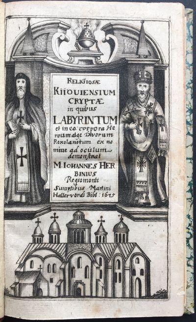 Religiosae Kijovienses Cryptae, sive...