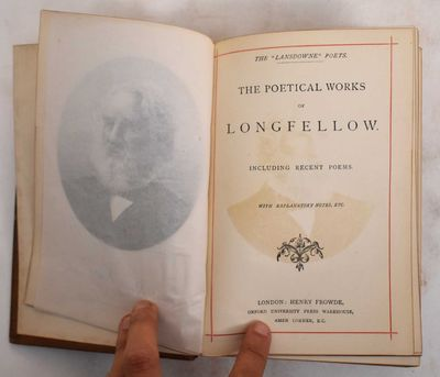 London: Henry Frowde, 1904. Hardcover. G+, joints starting, scuff on board, spine worn, board edges ...