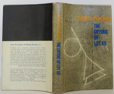 Lippincott, 1966. 1st Edition. Hardcover. Fine/Fine. A fine first edition in a fine dust jacket. Fir...