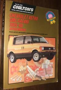 image of Chilton's Chevrolet: Astro/gmc Safari 1985-90