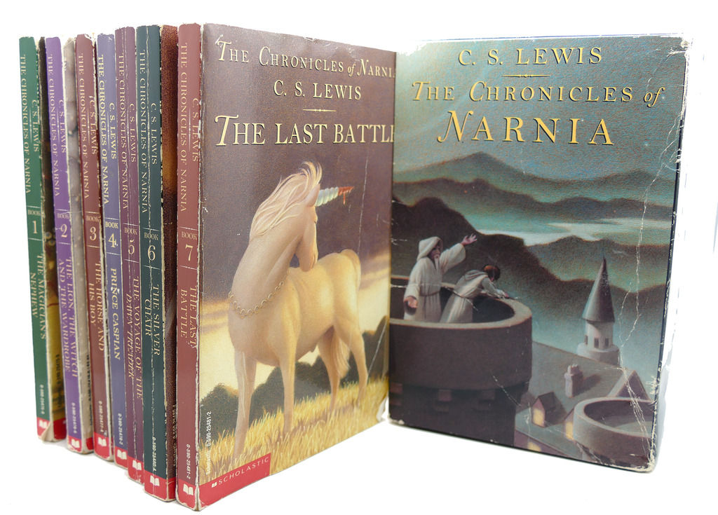 chronicles of narnia first book