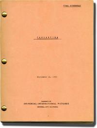 Tanganyika (Original screenplay for the 1954 film, Van Heflin's working copy)