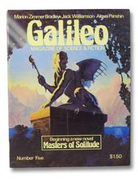Galileo Magazine of Science & Fiction, October 1977 (Issue No. 5)