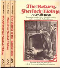 Sherlock Holmes Facsimile of Strand Set[Adventures of, Memoirs of, Return of, Hound of...