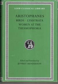 Aristophanes III (Loeb) by Jeffrey Henderson - 2000