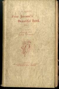 Friar Jerome's Beautiful Book Etc. by T.B. Aldrich First Edition by T.B. Aldrich