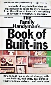 image of The Family Handyman's Book of Built-Ins