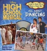 Disney High School Musical All About Dancing: Dance Mat and Instructional CD