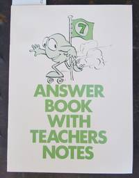 Reading Rigby - Study Skills 7 - Answer Book with Teachers Notes