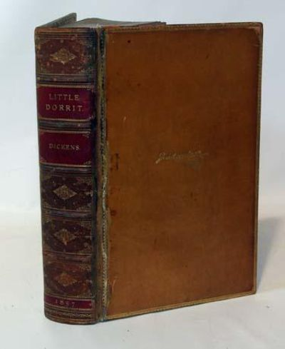 London: Bradbury and Evans, 1857. First Edition, first issue in book form. Very good- in elaborate f...