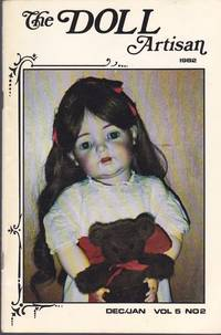 The Doll Artisan Magazine for December and Januray 1982