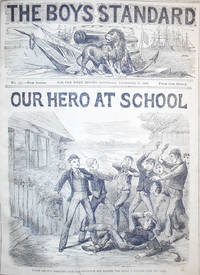 image of The Boy's Standard -- July 21, 1883-Jan. 19 1884 -- nos. 115-141 New Series (nos. 401-427 Old Series) with the Christmas Number [28 issues]