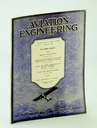 Aviation Engineering (Magazine) - The Technical Journal of the Aeronautical Industry, August (Aug.) 1930 -  Aircraft Engine Trends