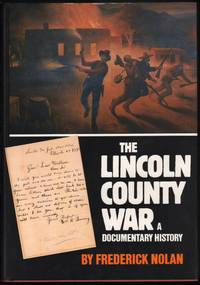 image of The Lincoln County War; A Documentary History