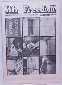 image of The Fifth Freedom [aka 5th freedom]: publication of the Buffalo Gay Community; vol. 7, #8, December 1977: Trading in the Tearoom