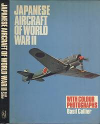 Japanese Aircraft of World War II - With Colour Photos.