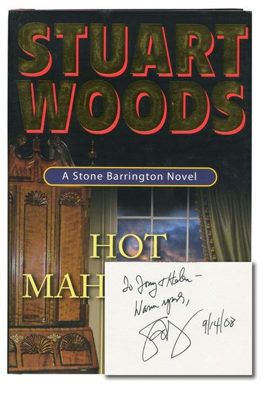 New York: Putnam, 2008. First Edition. First Edition. SIGNED by the author on the